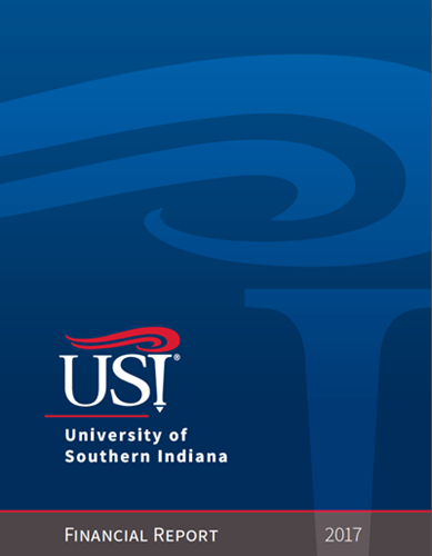 annual financial report university of southern indiana