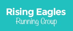 rising eagles running group