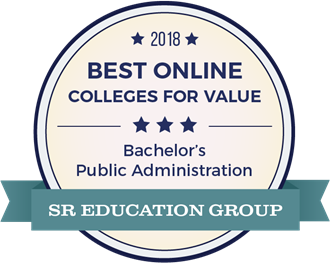 Best Online Colleges for Value - Public Service Concentration