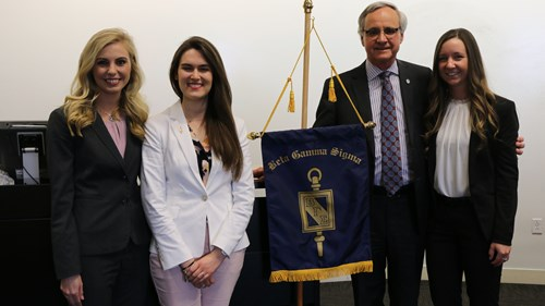 USI Chapter of Beta Gamma Sigma Honor Society