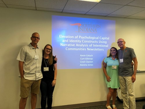 Romain College faculty and students present at the 2018 Consumer Satisfaction, Dissatisfaction and Complaining Behavior Conference in New York