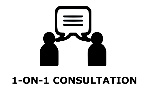One on One Consultation