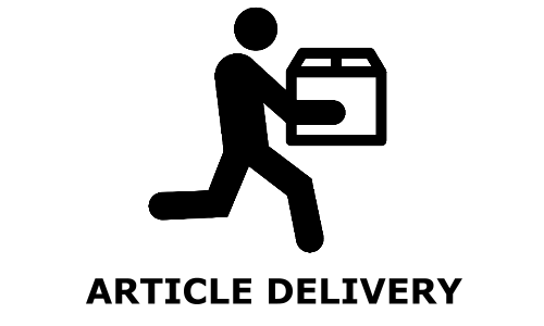 Article Delivery Icon