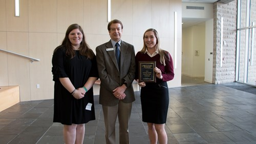 Evansville North placed second in the business case challenge