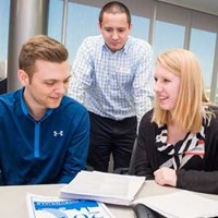 USI students ready to prepare taxes through Volunteer Income Tax Assistance (VITA) program