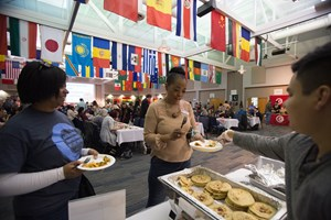 USI's annual International Food Expo returns Friday, February 15