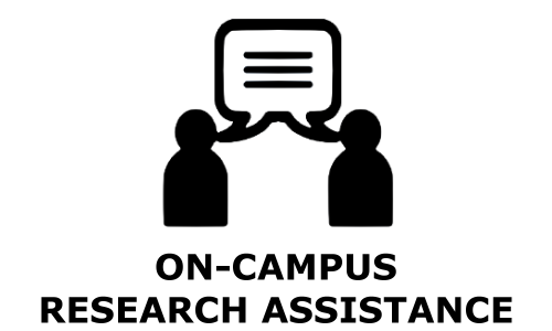 On-Campus Research Assistance