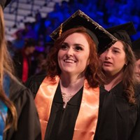 Image for USI to hold spring 2019 Commencement ceremonies inside new Screaming Eagles Arena