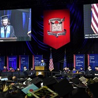 Spring 2019 Commencement quotes