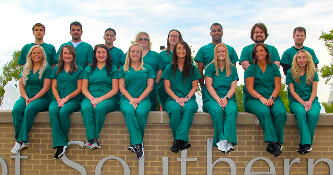 2019 Respiratory Therapy Grads