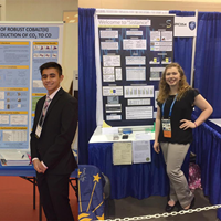 Local students receive awards at International Science and Engineering Fair