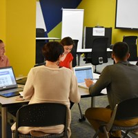 "Technology Commercialization Academy participants ""sprinting"" toward startups"