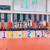 Southern Indiana Dance Marathon raises more than $100,000