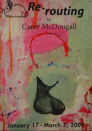 Re-routing by Carey McDougall