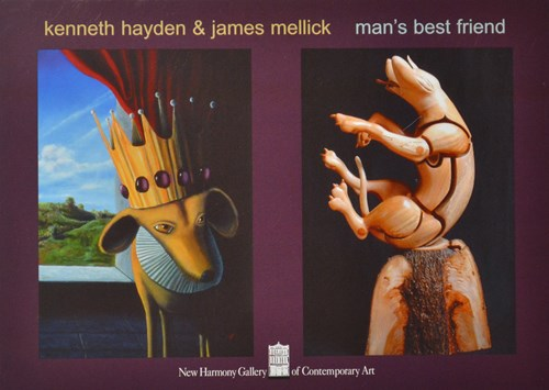 Kenneth Hayden & James Mellick man's best friend