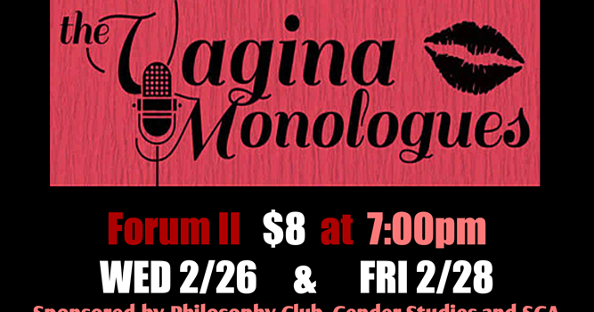 "USI faculty, students and alumni join forces to perform benefit reading of ""The Vagina Monologues"""