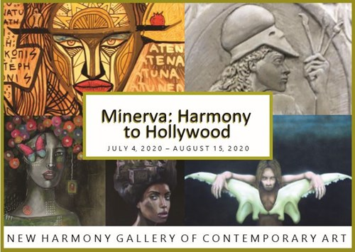 "Minerva"" HArmony to Hollywood July 4, 2020 - August 15, 2020"