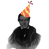 Historic New Harmony public birthday party and scavenger hunt to honor Robert Owen
