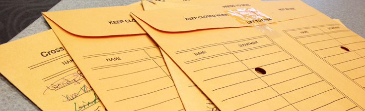 interoffice mail envelopes